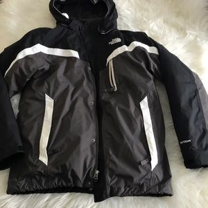 NorthFace triclimate 3in1 winter jacket